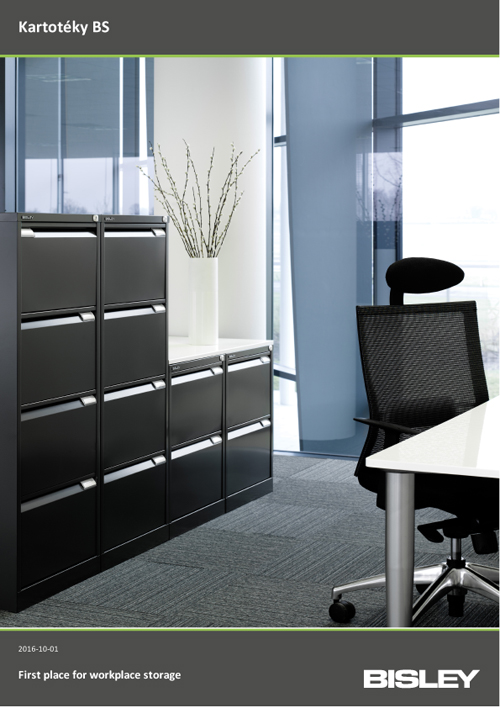 BS Filing Cabinets Brochure