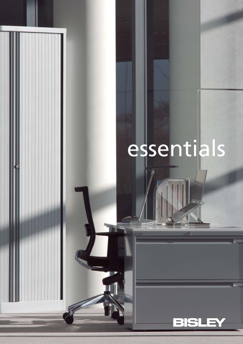 Bisley Essentials Brochures