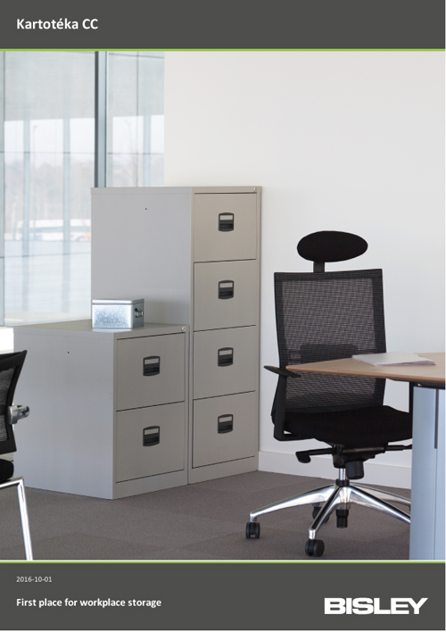 Contract Filing Cabinets Brochure